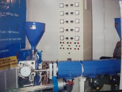 PVC Suction Hose Machine