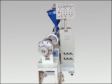 Twin Screw RPVC Pipe Machine