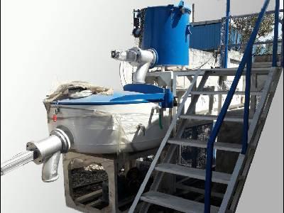 High Speed Cooler/Mixer