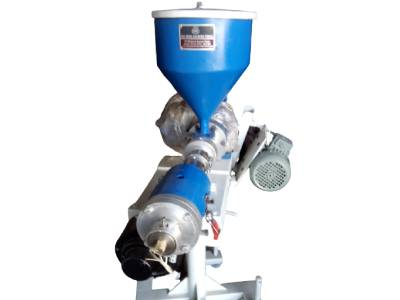 Jockey Extruder for RPVC/HDPE Pipe